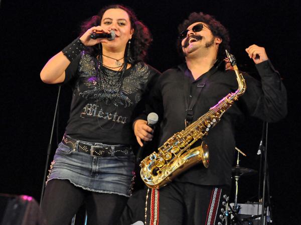 Paléo Festival 2011, Nyon: Los de Abajo, July 21, Dôme.