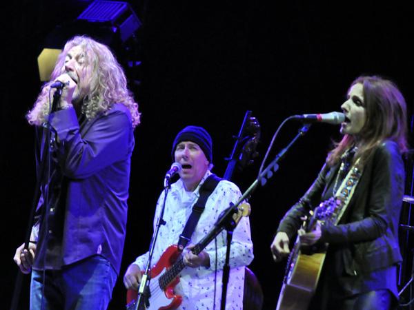 Paléo Festival 2011, Nyon: Robert Plant & Band of Joy, July 23, Grande Scène.