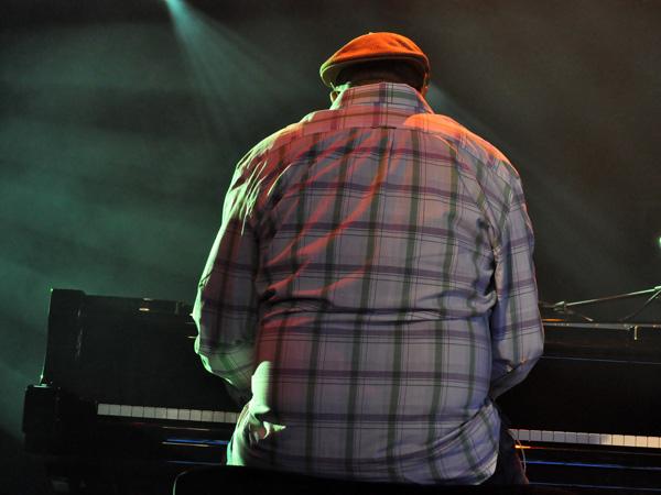 Paléo Festival 2011, Nyon: Chucho Valdés, July 23, Dôme.