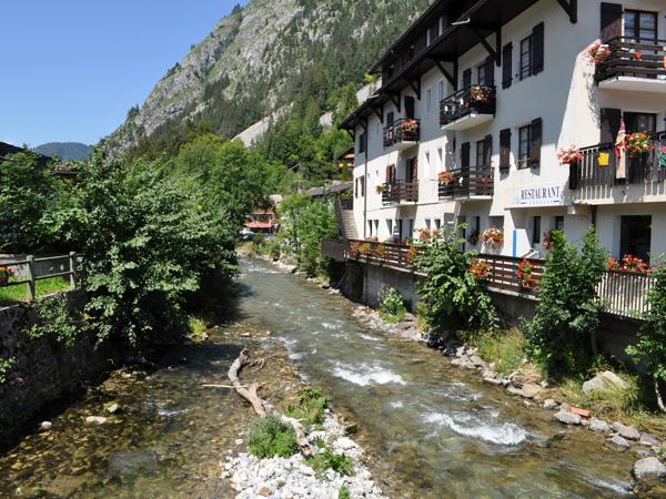 Abondance (Haute-Savoie), 1er août 2011.
