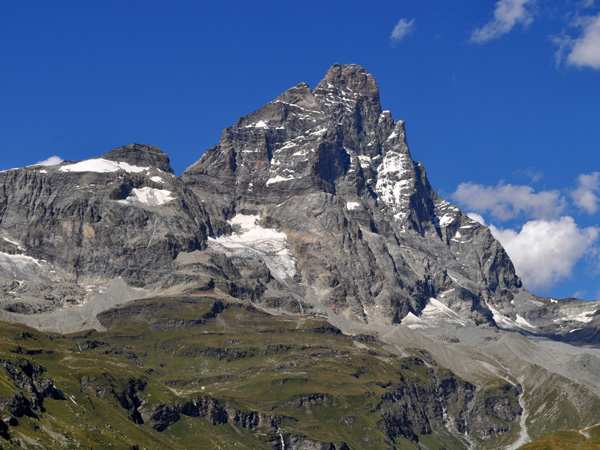 A la découverte du Valtournenche et de Cervinia-Breuil, Val d'Aoste, 20-21 août 2011.