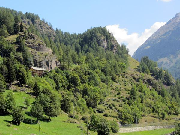A la découverte du Valpelline, au Val d'Aoste, 19-20 août 2011.