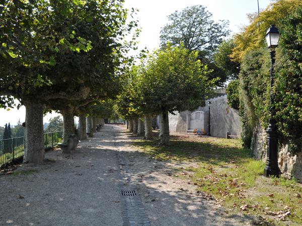 Aspects de Nyon, sur La Côte, septembre 2011.