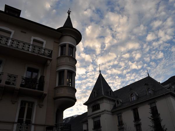 Martigny (Valais), décembre 2011.