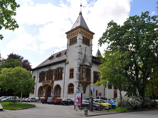 Balade en images au coeur de la cité baroque de Soleure (Solothurn), mai 2012.