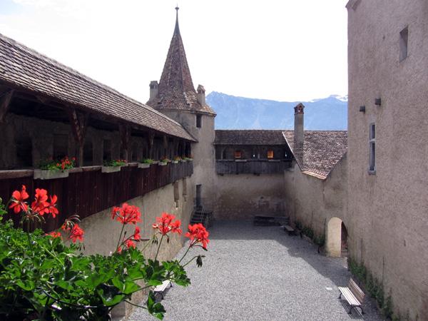 Musée de la Vigne et du Vin, Château d'Aigle, mai 2012.