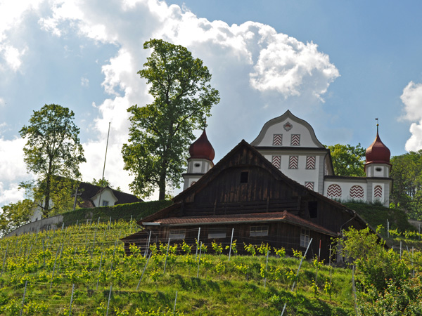 A la découverte de Sarnen, chef-lieu du canton d'Obwald, mai 2012.