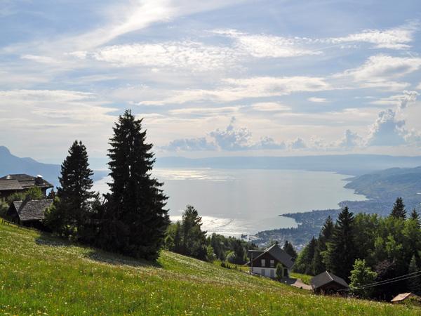 Caux-sur-Montreux, juin 2012.