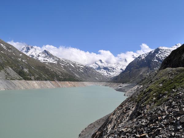 A la découverte du Saastal, Valais, juin 2012. Du côté de Mattmark.