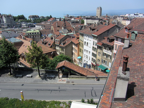 Lausanne, juin 2012.