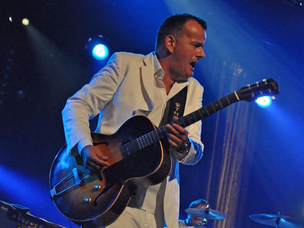Montreux Jazz Festival 2012: Philipp Fankhauser, June 29, Miles Davis Hall.