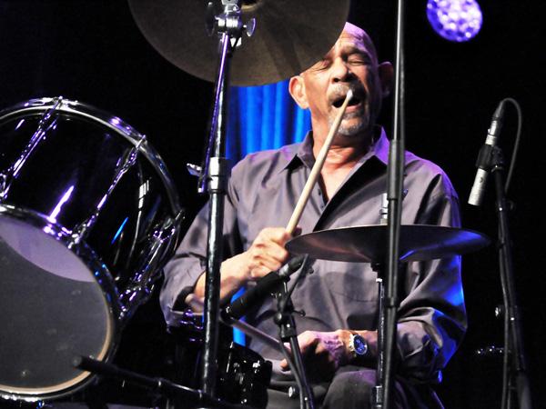 Montreux Jazz Festival 2012: Taj Mahal Trio, June 29, Miles Davis Hall.