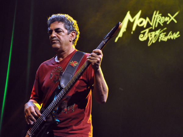 Montreux Jazz Festival 2012: Little Feat, July 1, Auditorium Stravinski.
