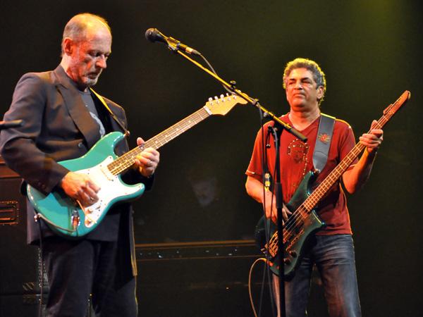 Montreux Jazz Festival 2012: Little Feat, July 1, Auditorium Stravinski.