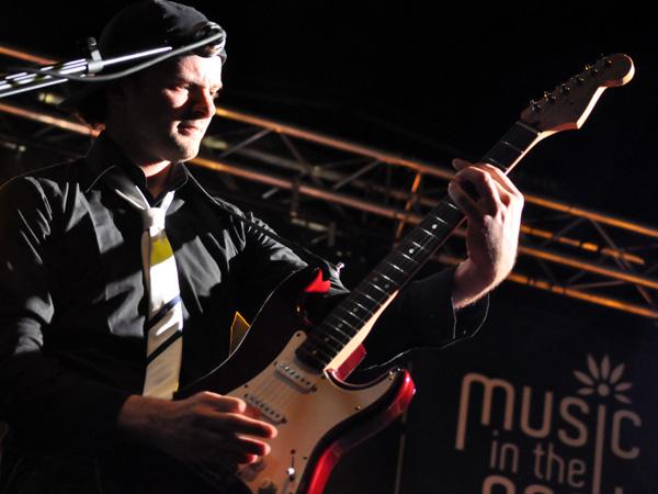 Montreux Jazz Festival 2012: Mani, July 2, Music in the Park (Parc Vernex).