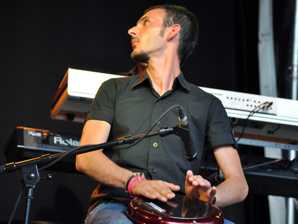 Montreux Jazz Festival 2012: Etno Classic Band, July 4, Music in the Park (Parc Vernex). Eastern Delights from Kosovo.