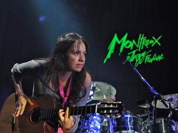 Montreux Jazz Festival 2012: Rodrigo y Gabriela & C.U.B.A, July 6, Miles Davis Hall.
