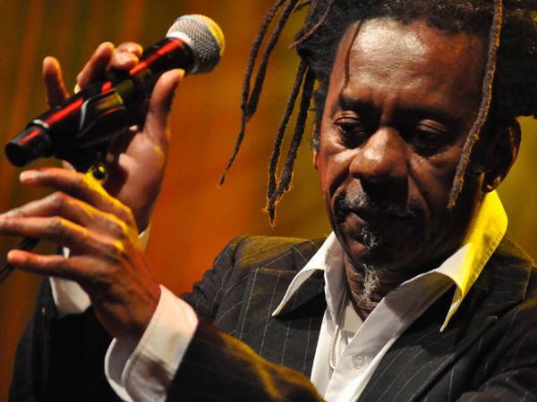 Montreux Jazz Festival 2012: Luiz Melodia, July 6, Auditorium Stravinski.