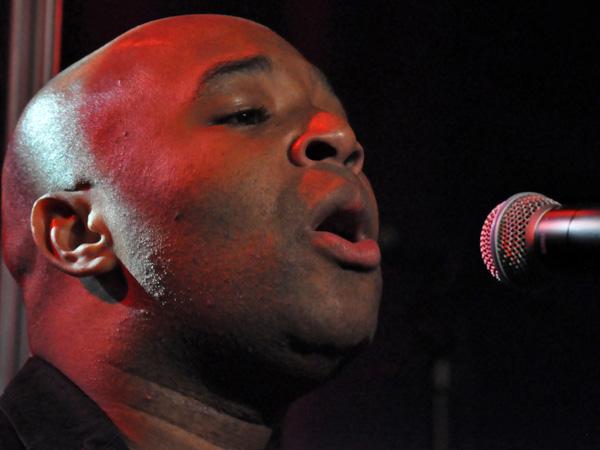 Montreux Jazz Festival 2012: Bebe Winans, July 6, Miles Davis Hall.