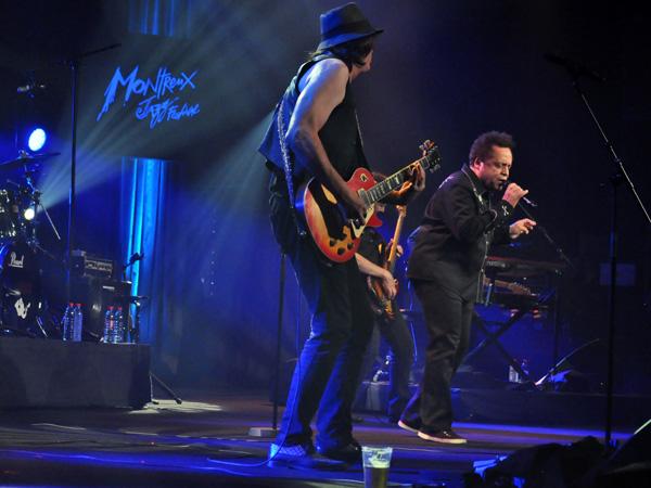Montreux Jazz Festival 2012: Garland Jeffreys, July 6, Miles Davis Hall.