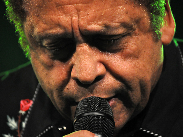 Montreux Jazz Festival 2012: Garland Jeffreys, July 6, Miles Davis Hall.