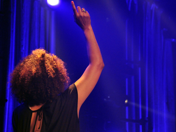 Montreux Jazz Festival 2012: Neneh Cherry & The Thing, July 7, Miles Davis Hall.