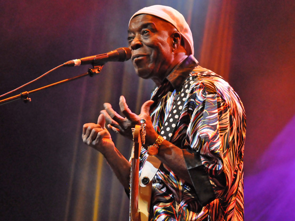 Montreux Jazz Festival 2012: Buddy Guy, July 7, Auditorium Stravinski.