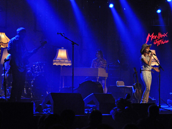 Montreux Jazz Festival 2012: Axelle Red, July 8, Miles Davis Hall.