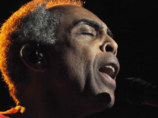 Montreux Jazz Festival 2012: Gilberto Gil's Viramundo, July 10, Miles Davis Hall.