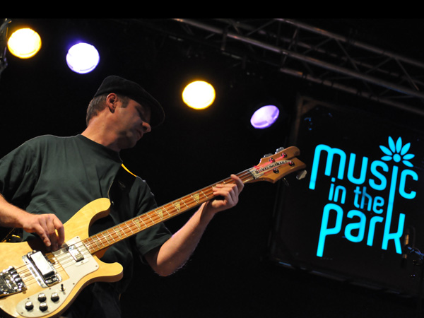 Montreux Jazz Festival 2012: Tortilla Flat, July 11, Music in the Park (Parc Vernex).