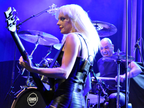 Montreux Jazz Festival 2012: 69 Chambers, July 12, Auditorium Stravinski.