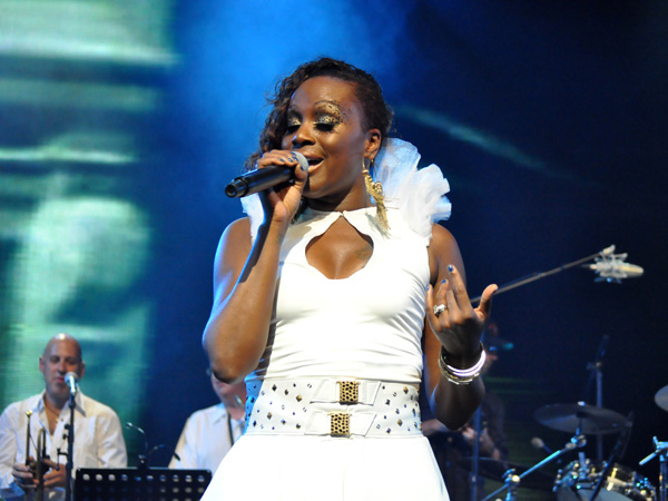 Montreux Jazz Festival 2012: Freak-Out Night, July 13, Auditorium Stravinski. Featuring Nile Rodgers & Chic, Mark Ronson, Alison Moyet, Elly Jackson, Johnny Marr, Butterscotch, and many more.