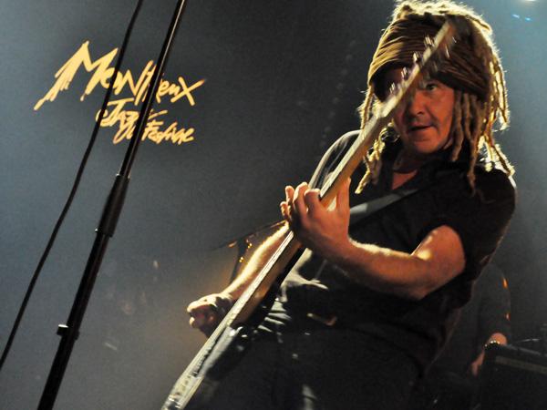 Montreux Jazz Festival 2012: Nada Surf, July 13, Miles Davis Hall.
