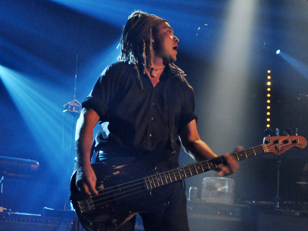 Montreux Jazz Festival 2012: Nada Surf, July 13, Miles Davis Hall.