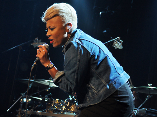 Montreux Jazz Festival 2012: Emeli Sandé, July 14, Miles Davis Hall.