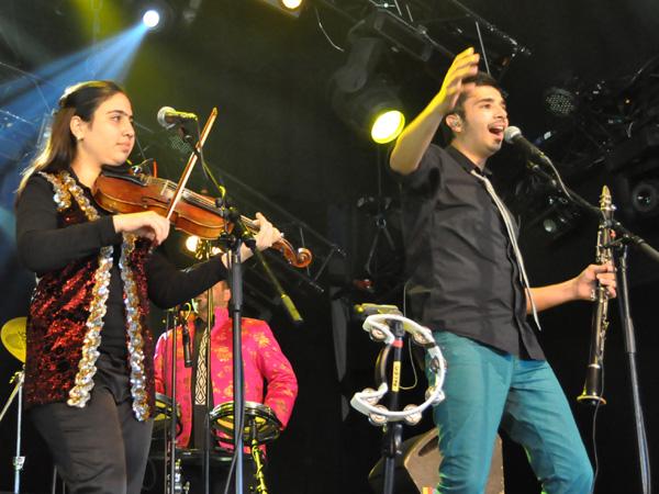 Paléo Festival 2012, Nyon: Alaev Family, July 17, Dôme.