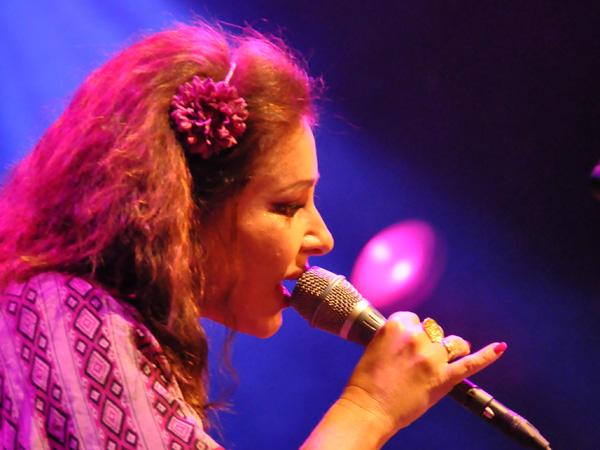 Paléo Festival 2012, Nyon: Natacha Atlas, July 18, Dôme.