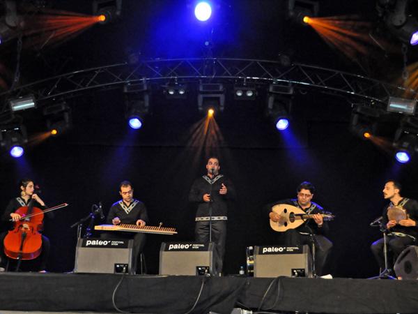 Paléo Festival 2012, Nyon: Broukar, July 18, Dôme.