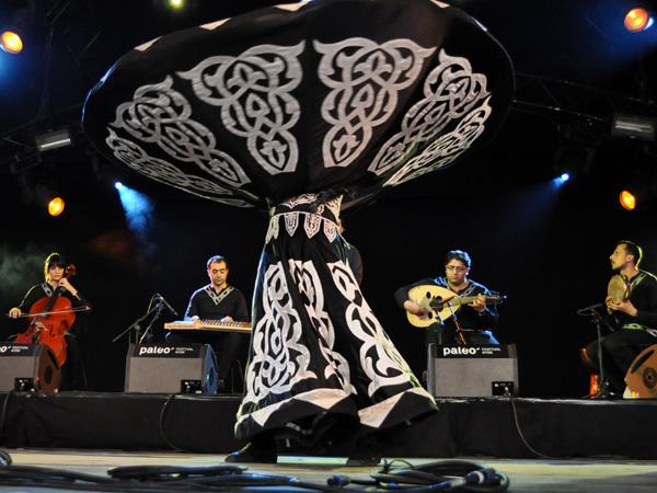Paléo Festival 2012, Nyon: Broukar, July 19, Dôme.