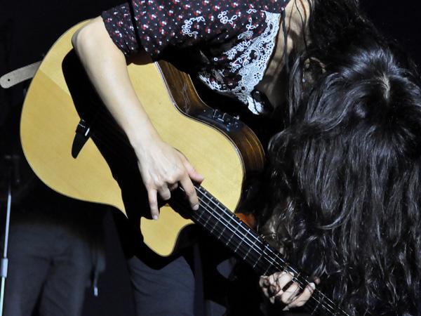 Paléo Festival 2012, Nyon: Rodrigo y Gabriela & C.U.B.A, July 20, Grande Scène.