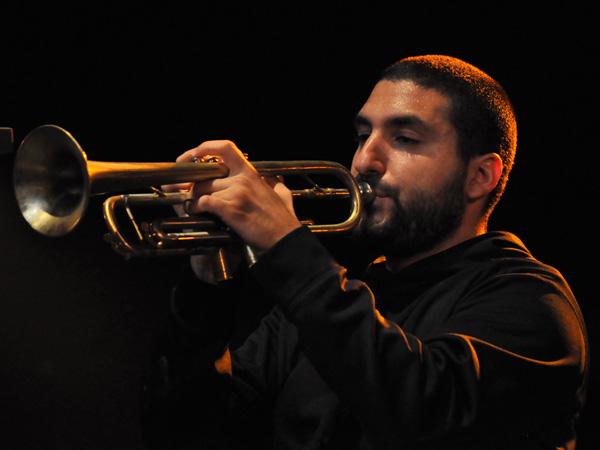 Paléo Festival 2012, Nyon: Ibrahim Maalouf, July 20, Dôme.