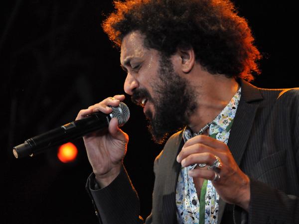 Paléo Festival 2012, Nyon: Yemen Blues, July 21, Dôme.