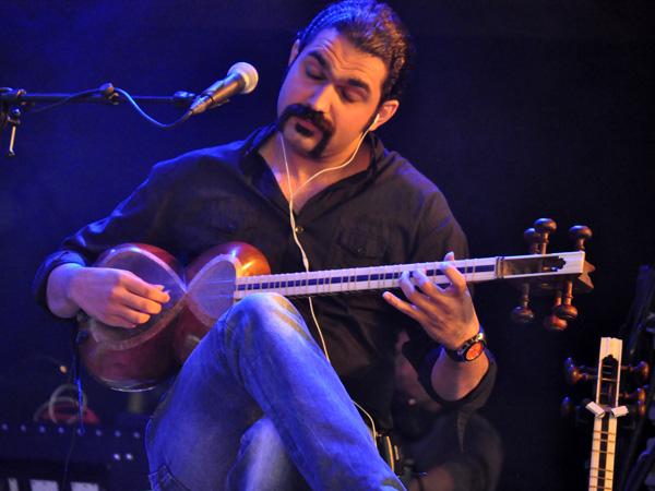 Paléo Festival 2012, Nyon: Jack Is Dead & Son Orchestre Iranien, July 22, Dôme.