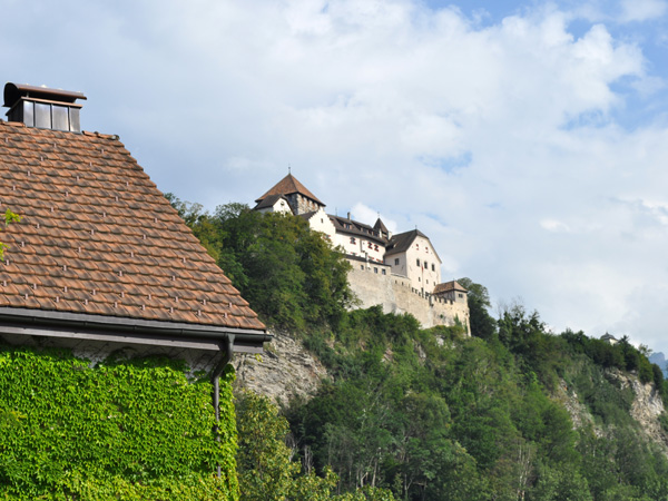Vaduz, Liechtenstein, August 2012.
