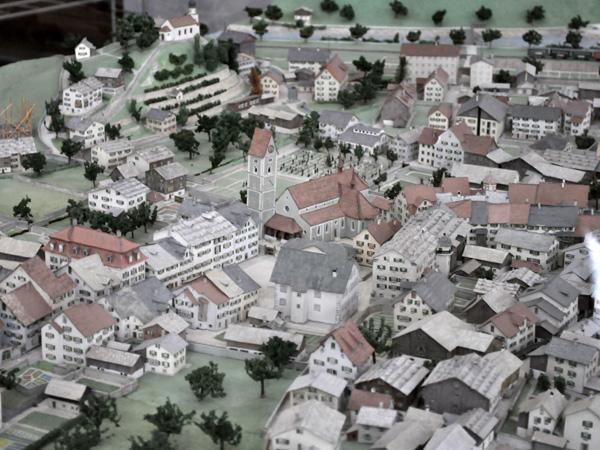 Glarus, Central Switzerland, August 2012.