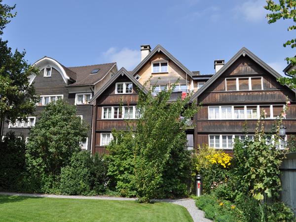 Herisau, Appenzell Ausserrhoden, Eastern Switzerland, September 2012.