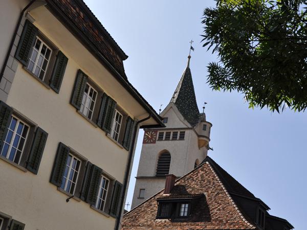 Wil, Canton of St. Gallen, Eastern Switzerland, September 2012.