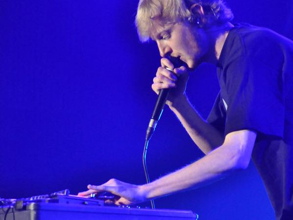 Montreux Jazz Festival 2013: KoQa (CH - Human Beatbox, Hip-Hop), July 7, Montreux Jazz Lab.