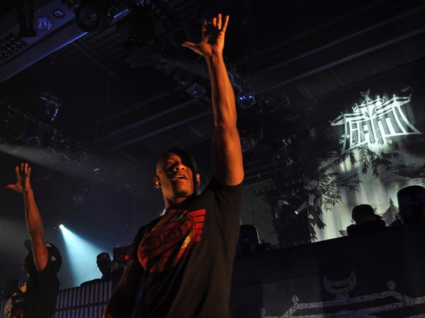 Montreux Jazz Festival 2013: I AM (F - Rap), July 7, Montreux Jazz Lab.