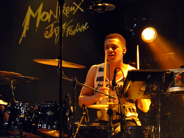Montreux Jazz Festival 2013: Angel Haze (USA - Hip-Hop), July 7, Montreux Jazz Lab.